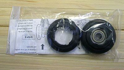 RDA RUBBER ROLLER KIT(Pair)