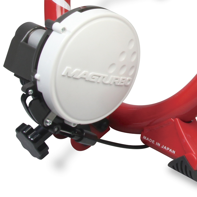 B60-R Bicycle Trainer with Mag Riser